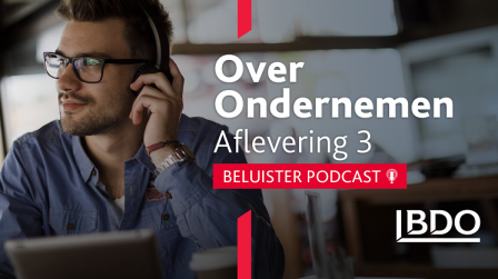 Podcast 'Over Ondernemen'