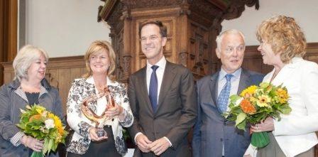 Familiebedrijven Award 2015 Stichting Familie Ondernemen